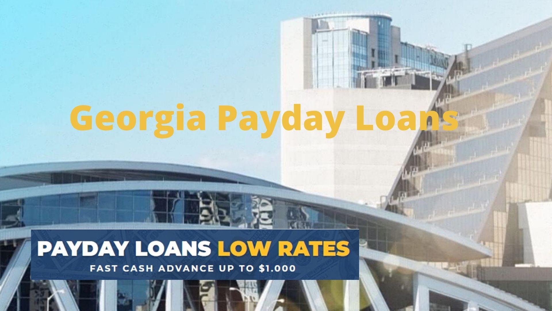 alt=Online Payday Loans Georgia