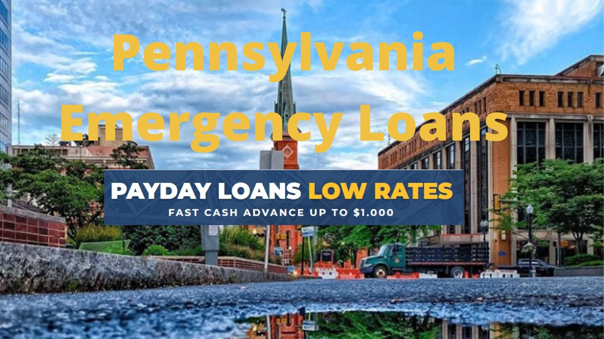 Pennsylvania Emergency Loans