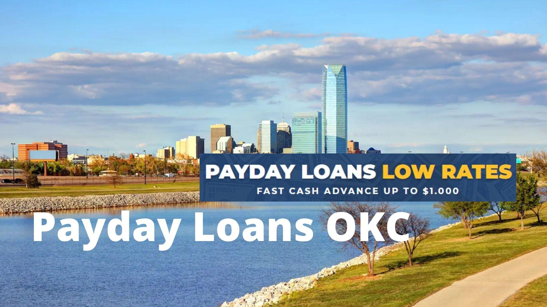 Payday Loans Oklahoma